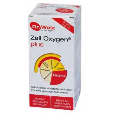 ZELL OXIGEN PLUS Cellule di lievito Dr. Wolz