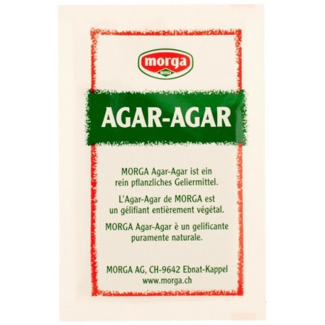 AGAR AGAR - MORGA