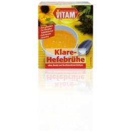 Estratto brodo vegetale con lievito chiaro Vitam No glutine No lattosio