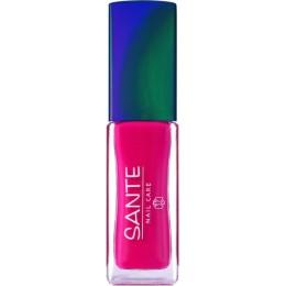 SANTE Smalto per unghie coral pink Nº 21
