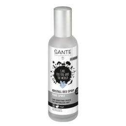 SANTE Deodorante Spray Kristall  antiodorante senza profumo