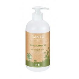 SANTE Shampoo rivitalizzante Ginkgo & Olive Bio