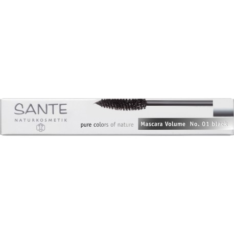Sante Mascara volume black Nº 01