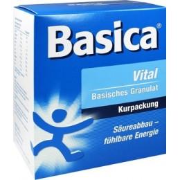 KLOPFER BASICA VITAL granulato contro acidità sangue