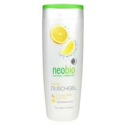 Neobio Gel Doccia Rivitalizzante Bio Arancio e Limone