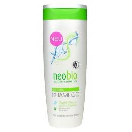 Neobio Shampoo per cute sensibile senza profumo Bio Aloe vera