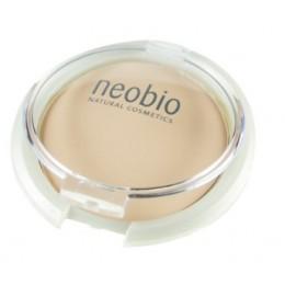 Neobio Cipria Compatta Beige Leggero 01