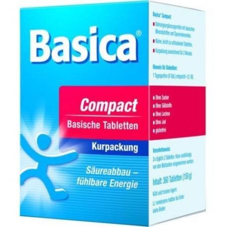 KLOPFER BASICA Compact 120 tav no lattosio