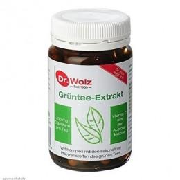 Estratto di tè verde dr. Wolz con vitamina C naturale da acerola ciliegia