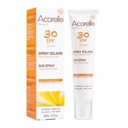 ACORELLE Solare corpo spray  SPF 30 100% Naturale Bio