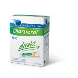 KLOPFER Magnesio Diasporal 300 DIREKT orosolubile
