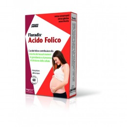 SALUS FLORADIX® Acido Folico - 60 Capsule