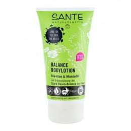 SANTE Lozione Corpo Balance Bio Aloe e olio mandorla