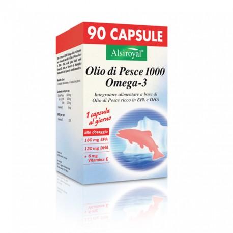 Olio di Pesce 1000 Omega-3