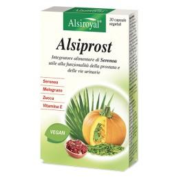 Alsiprost - utile alla funzionalità della prostata