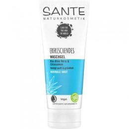 SANTE Gel Detergente rinfrescante Bio Aloe Vera e Semi di Chia 100ml