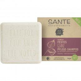 SANTE Shampoo solido lucentezza Bio Betulla e proteine vegetali 60gr