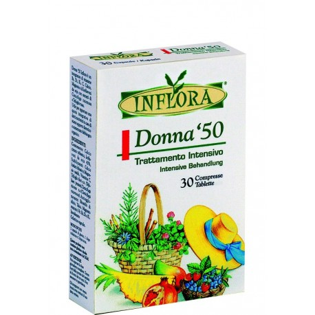 INFLORA Donna 50 menopausa