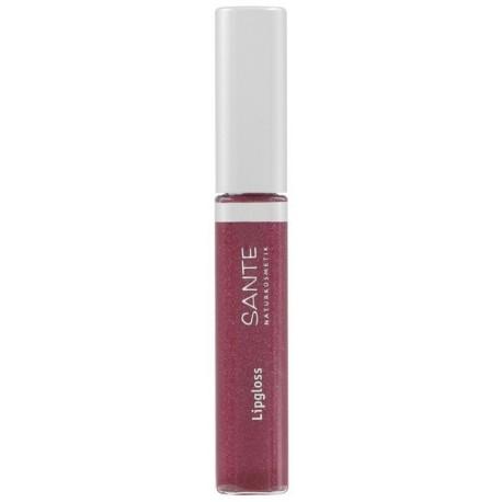 SANTE Lucidalabbra Lipgloss Red Pink N.4
