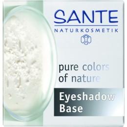 Sante ombretto base in polvere nunga durata bianco