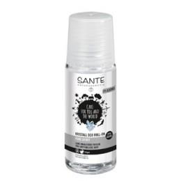 SANTE Deodorante Kristall roll-on senza profumo