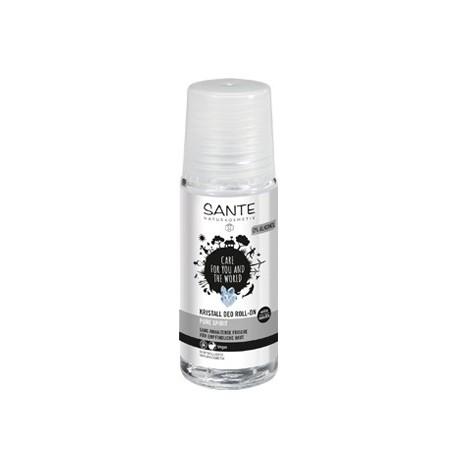 SANTE Deodorante Kristall roll-on