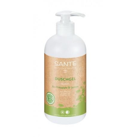 SANTE Gel doccia Ananas & Limone BIO