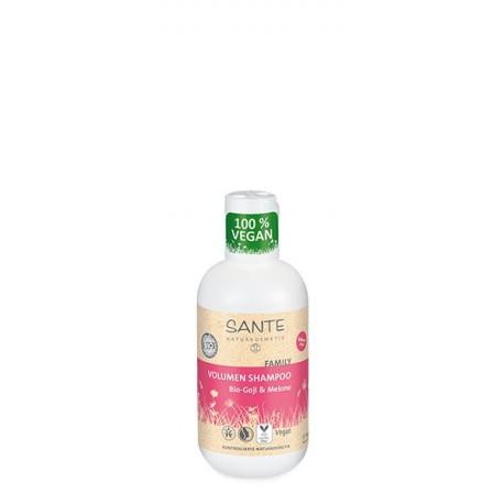 SANTE Shampoo volumizzante Goji e Anguria Bio