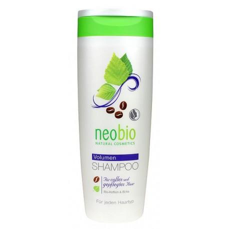Neobio Shampoo Volume Bio Caffeina e Betulla