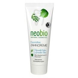 Neobio Dentifricio Bio senza fluoruro Mirra e Rosmarino