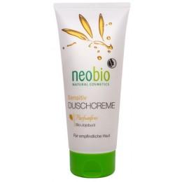 Neobio Doccia Crema Sensitive Bio Olio di Jojoba senza profumazioni