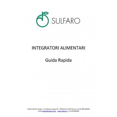 Guida Rapida agli integratori