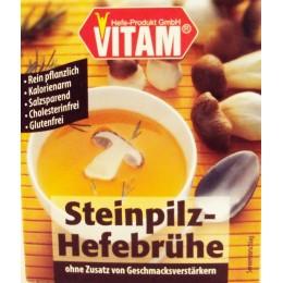 Estratto brodo vegetale ai funghi Vitam senza glutine con melassa