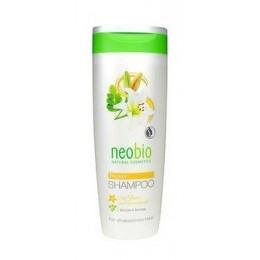 Neobio Shampoo Splendore e Riparatore Bio Giglio e Moringa