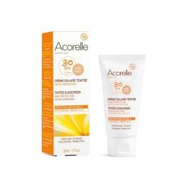 ACORELLE - Crema Solare Colorata SPF30 Dorata