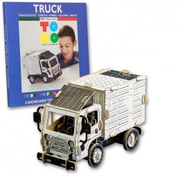 Todo TRUCK camion in cartone