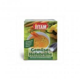 Estratto brodo vegetale Vitam verdure senza glutine con melassa