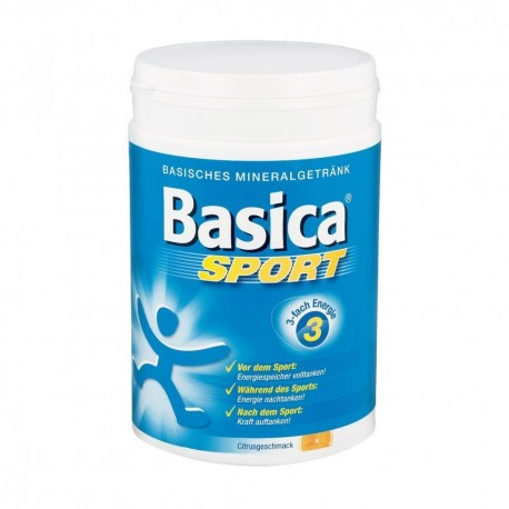 KLOPFER BASICA Sport in polvere senza lattosio 660g