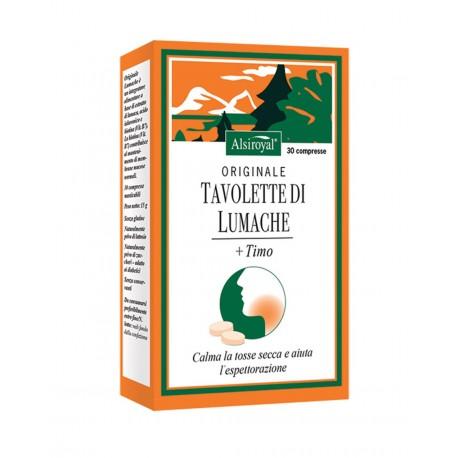 Originale Tavolette di Lumache + timo