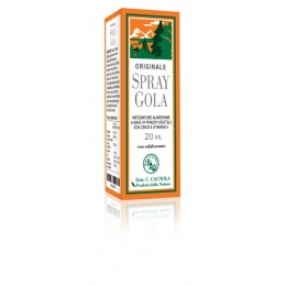 ORIGINALE Spray Gola - Dr. C. Cagnola
