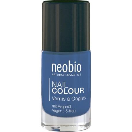 NeoBio SMALTO UNGHIE 08 BLU BRILLANTE