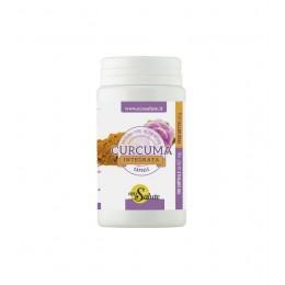 SPAZIO ECOSALUTE CURCUMA INTEGR con PIPERINA 100 CPS B110