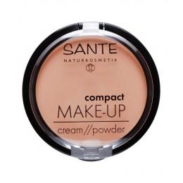 SANTE Crema Fondotinta Compact Make Up 01 Vaniglia